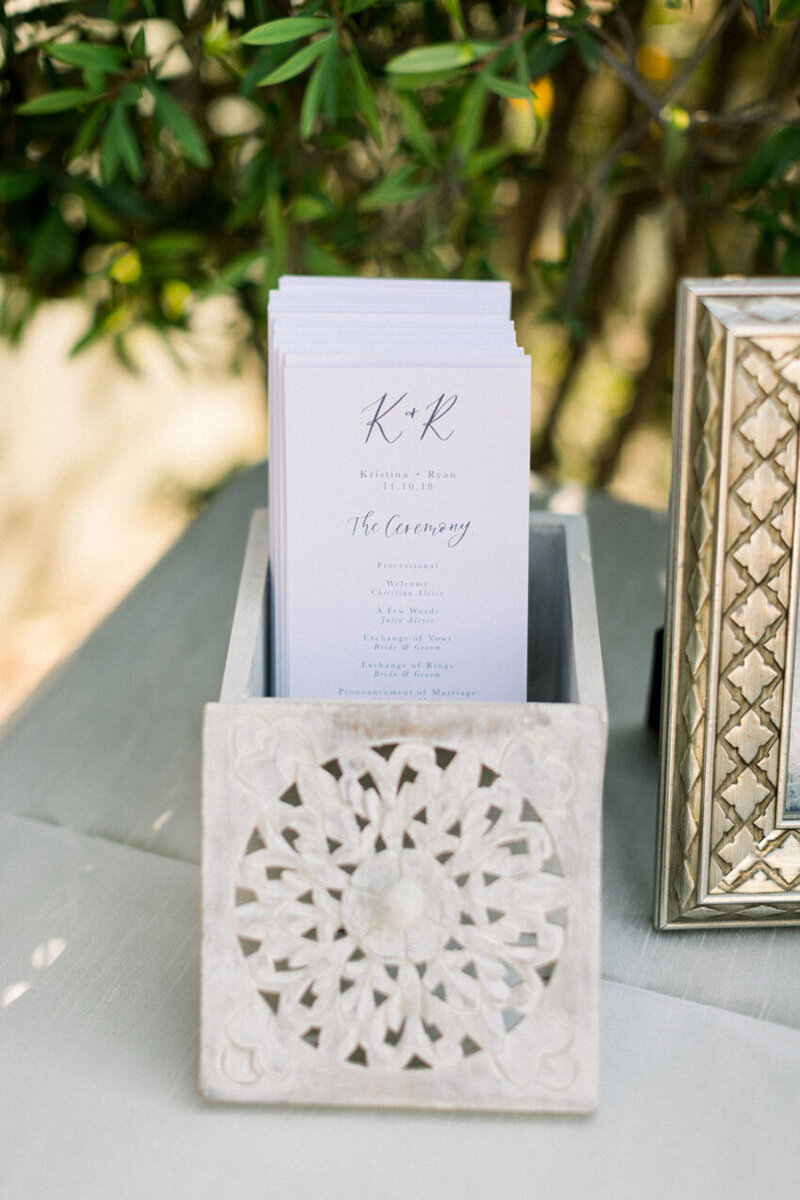 pirouettepaper.com | Wedding Stationery, Signage and Invitations | Pirouette Paper Company | Menus + Programs 16