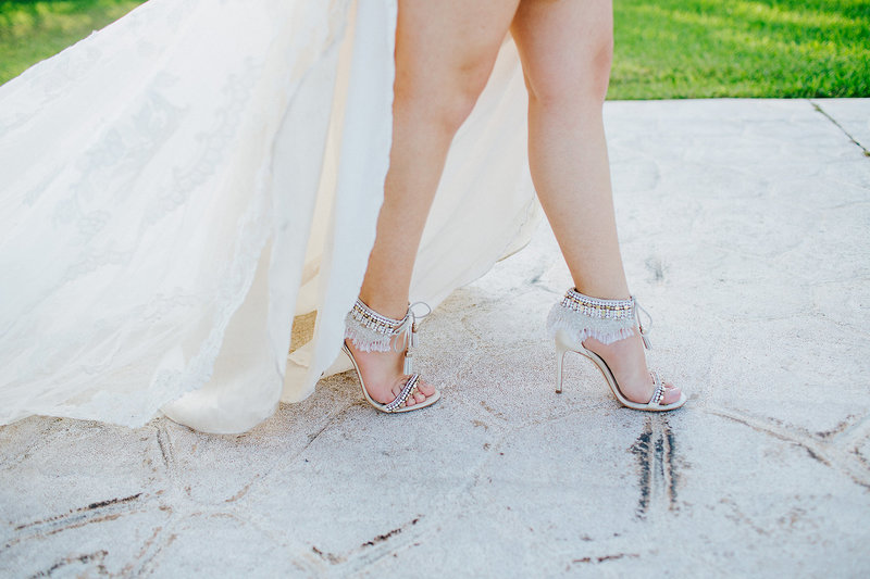 wedding shoes savannah wedding photographer