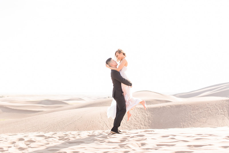 Great Sand Dunes National Park Engagement-45