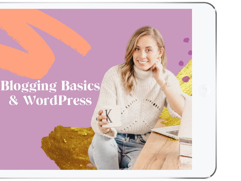 Blogging Basics and Wordpress Desktop