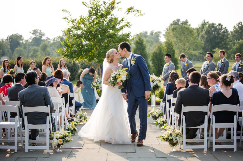 1757 golf club wedding