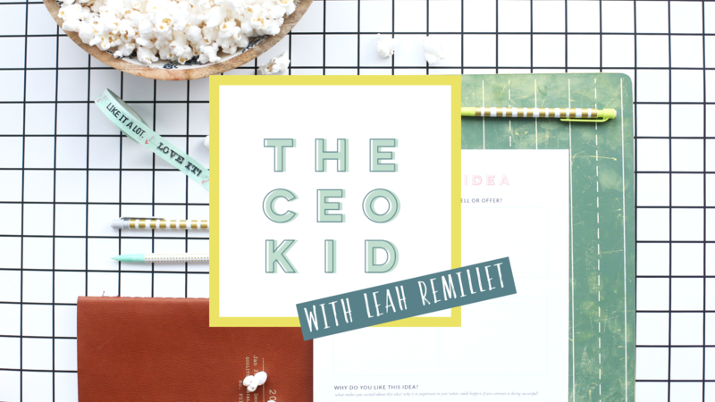 The CEO Kid