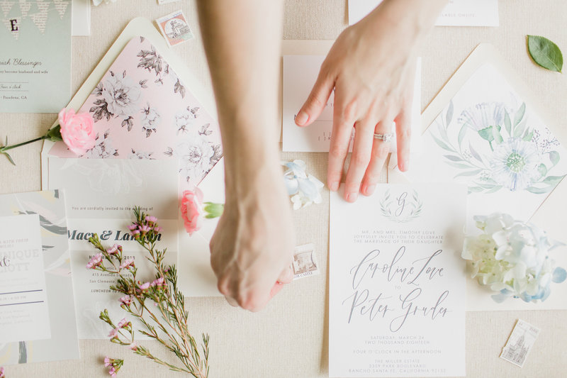 Hands-Styling-Wedding-Invitations