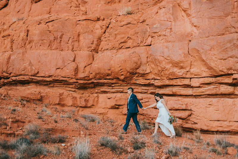 New-Mexico-Red-Rock-Elopement