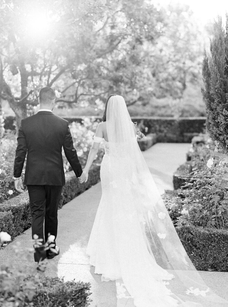 San Diego California Film Wedding Photographer - Rancho Bernardo Inn Wedding by Lauren Fair_0091
