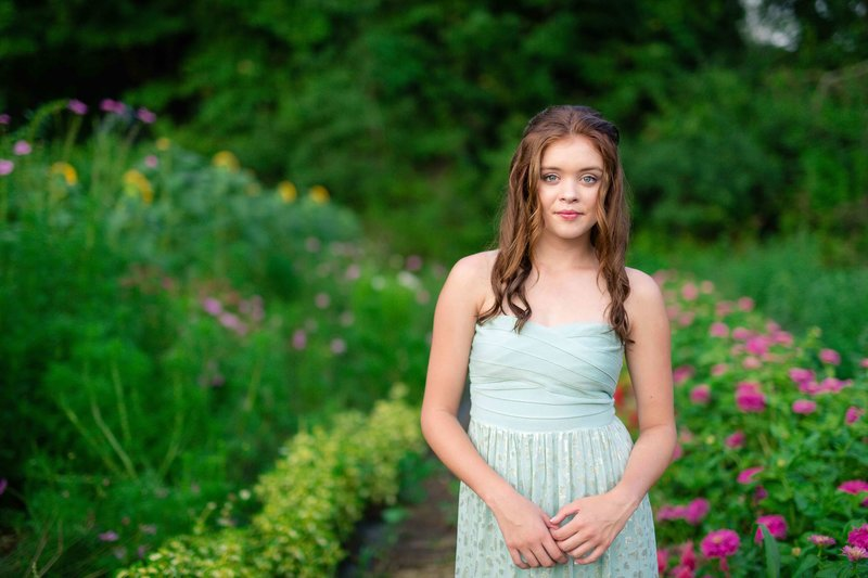 30 wildflower senior photos ct