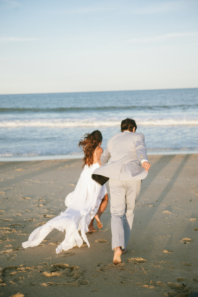 Romantic summer wedding at bonnet Island estste in manahawkin new jersey
