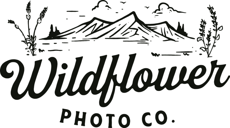 Wildflower Photo Co - 1 Black