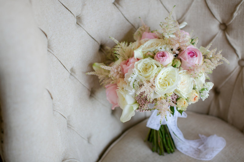 Spring bridal bouquet lehigh valley florist