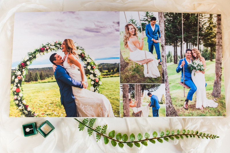 Custom Unique Wedding Albums-44