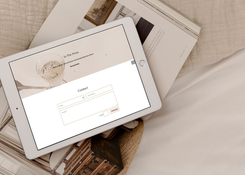 gila-chaya-tablet-website-mockup