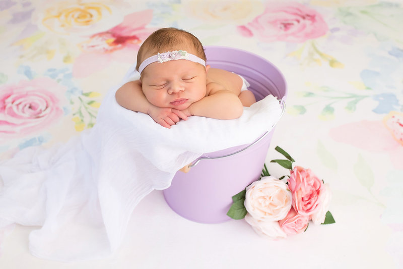 Cincinnati Ohio Newborn Photographer