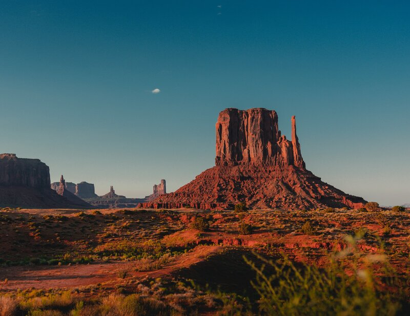 Image of Monument Valley by Gautier Salles