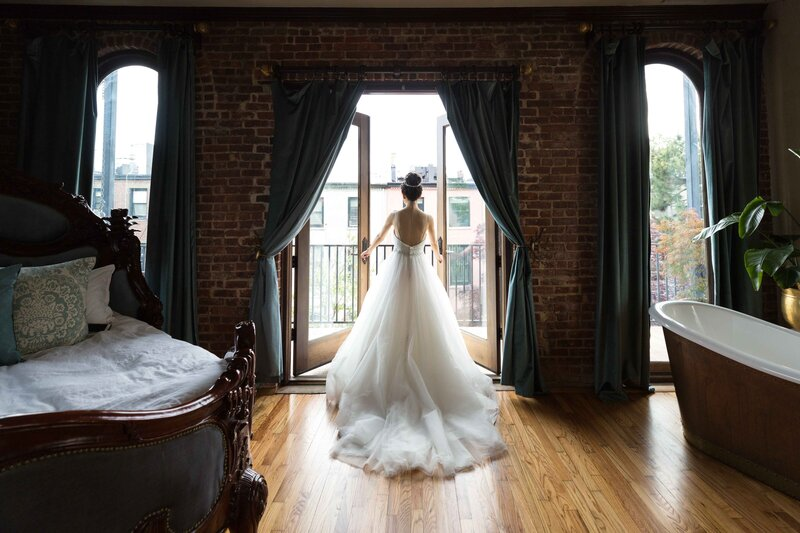 David Perlman - Deity Events NYC Wedding Brooklyn Photographer New York City-16