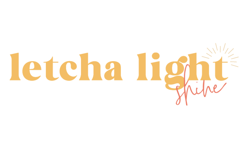 letcha light shine logo