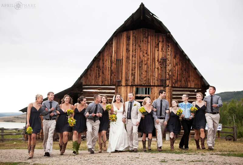 Fun-Wedding-Photos-at-Catamount-Ranch-Heritage-Cabin-in-Steamboat-Springs-Colorado
