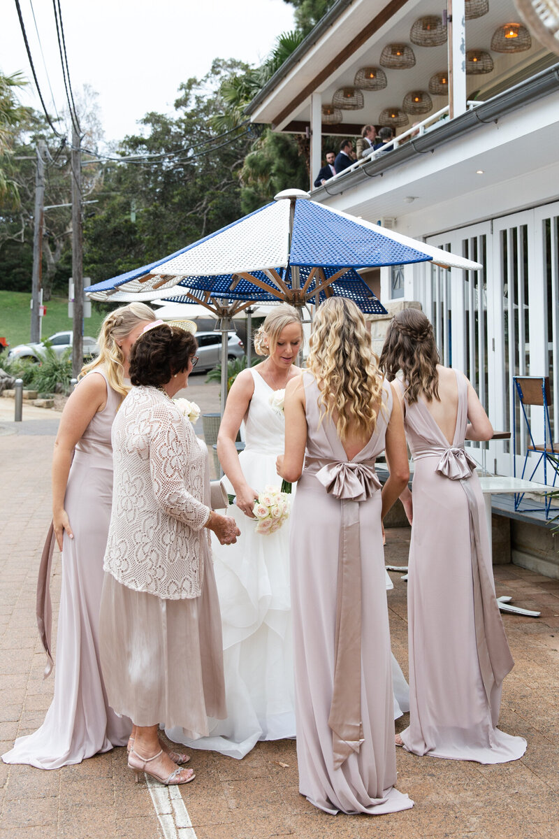 The Boathouse Shelly Beach, Manly Fine Art Film Elopement Wedding Photographer Sheri McMahon --00017