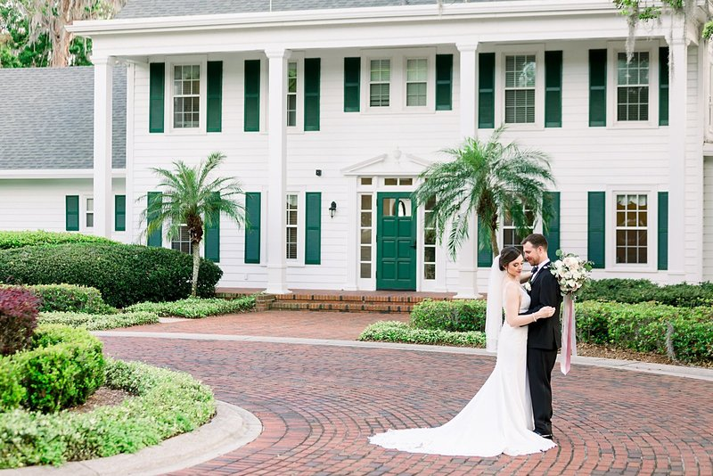 Cypress Grove Estate House Wedding Orlando Florida_0006