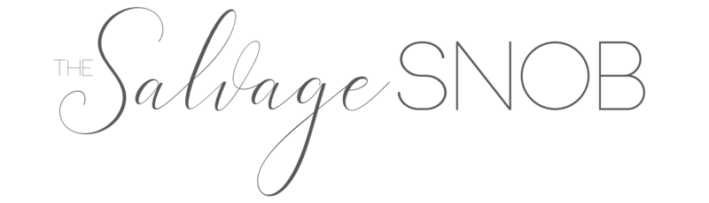 The Salvage Snob Final Logo