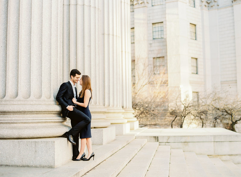 16DownTownManhattanEngagementSession