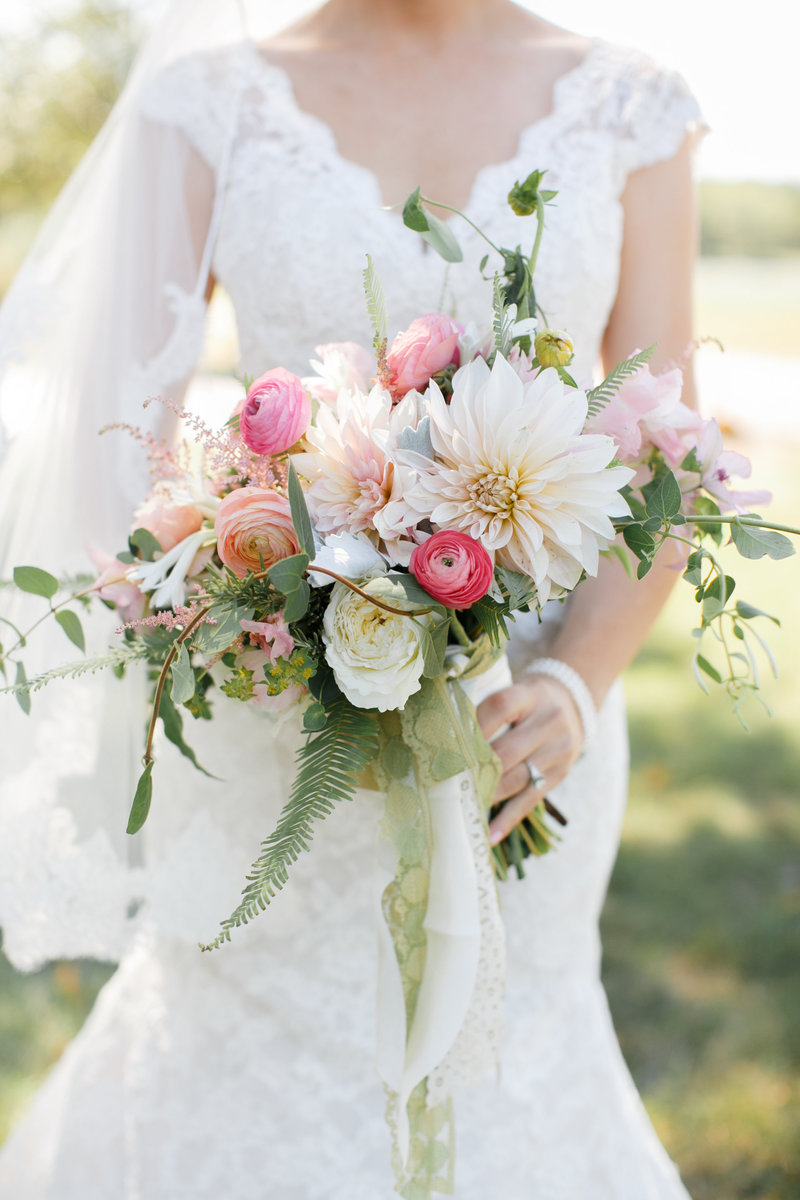 Midwest Wedding Bridal Bouquet