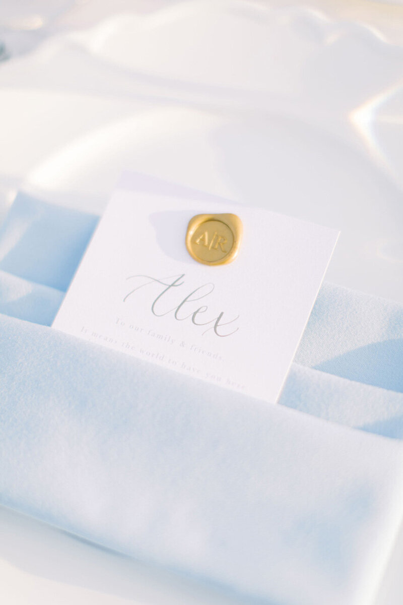 pirouettepaper.com | Wedding Stationery, Signage and Invitations | Pirouette Paper Company | Place Cards 57