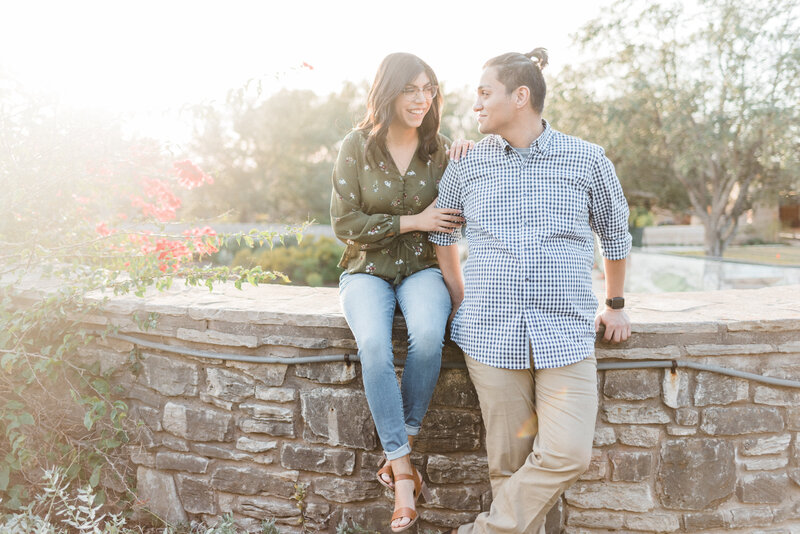 Engagement Session in Austin by Carhart Photography 8