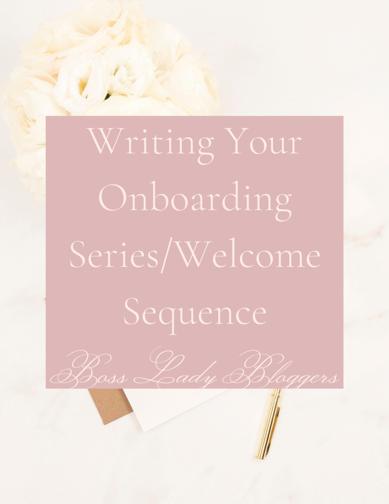 Writing Your Onboarding Series_Welcome Sequence