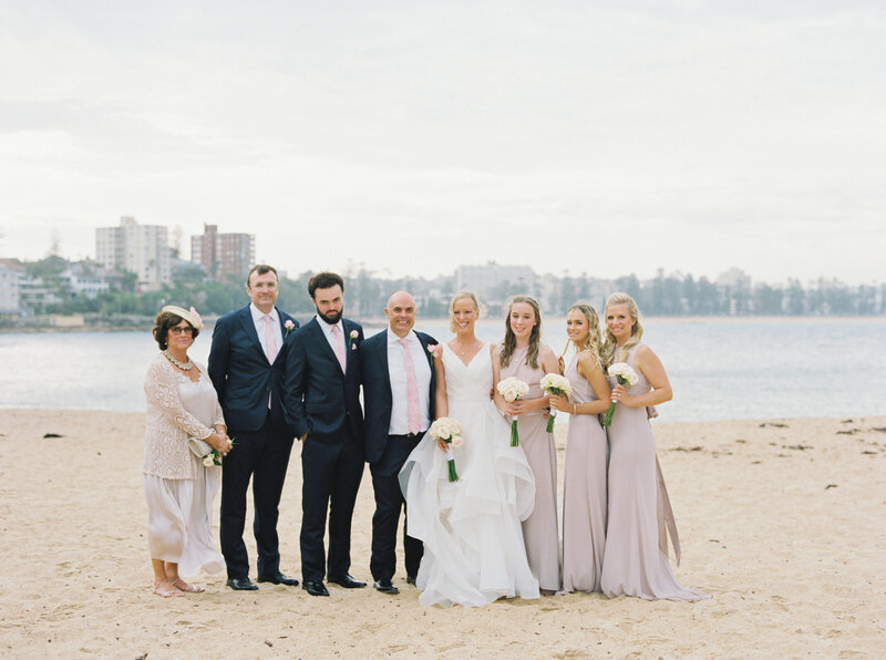 The Boathouse Shelly Beach, Manly Fine Art Film Elopement Wedding Photographer Sheri McMahon --00048
