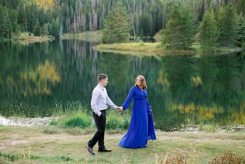 Fall Engagement in the Colorado Mountains_0017