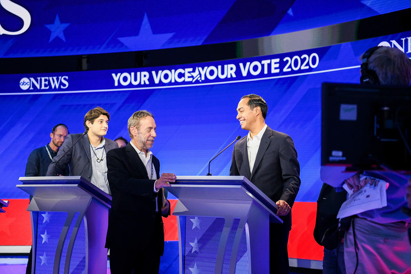 Julian Castro 2020 democratic primary debate