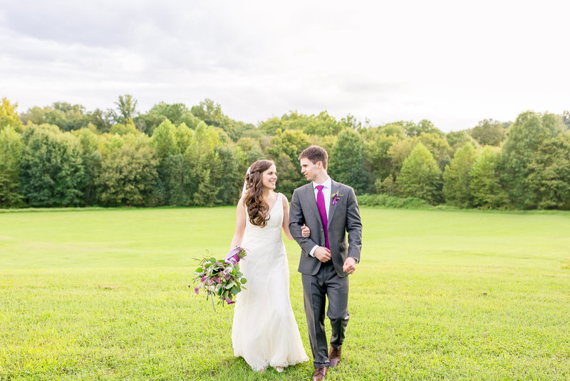 Lodge at Little Seneca Creek Wedding with Ombre Bridesmaid Dresses | Taylor Rose Photography | Christina + Jason-184