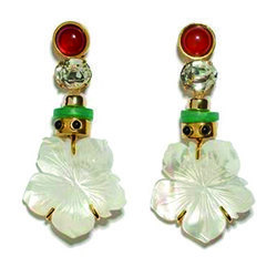 Lizzie Fortunato Margherita Earrings