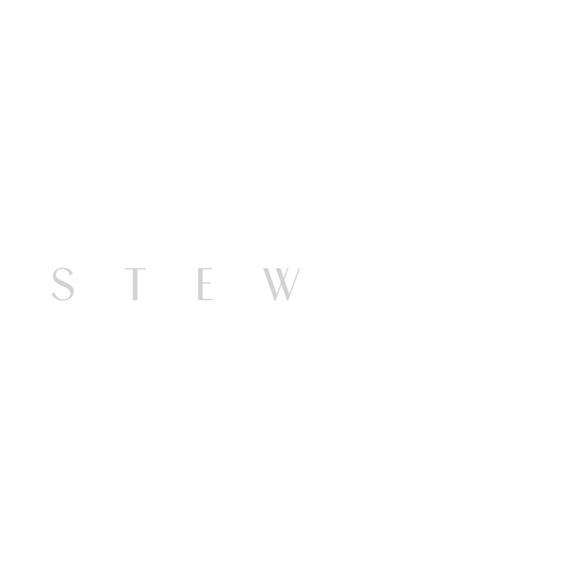 Stewart Logo - Lighter White_White