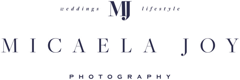 Micaela Joy Photography - Logo Design - 2