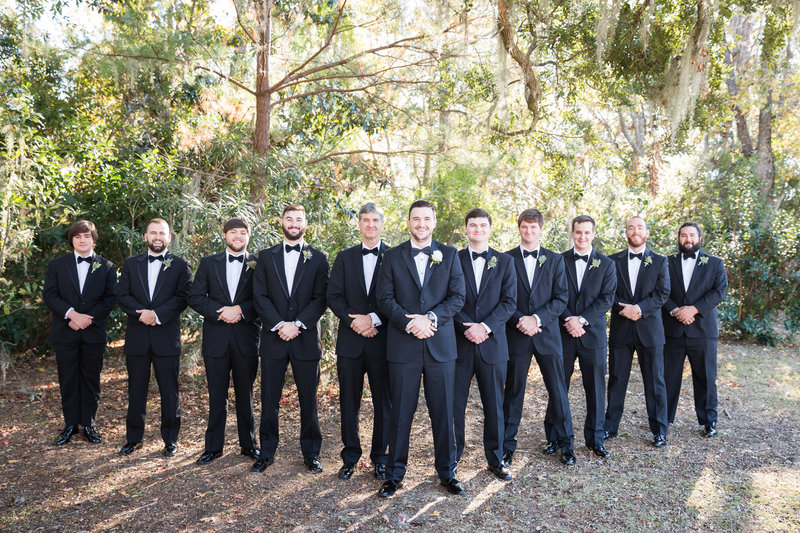 Joe and Keenan Married-Wedding Party-Samantha Laffoon Photography-148