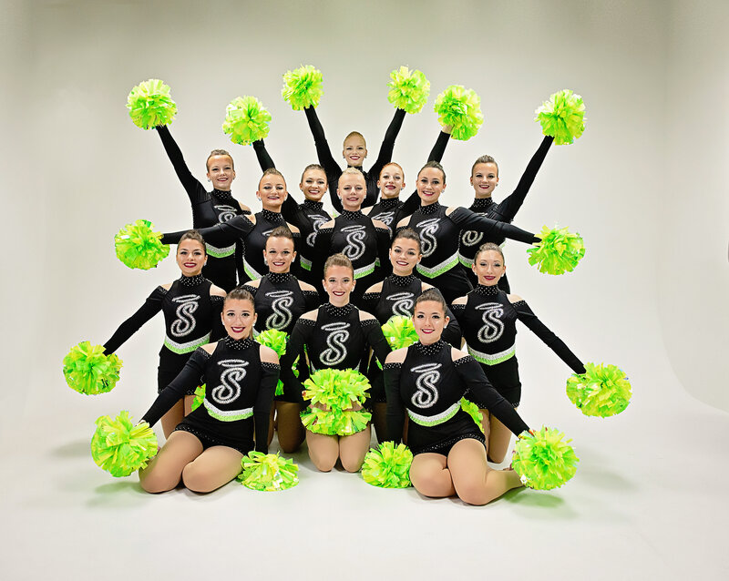 Cincinnati Cheer Photographer