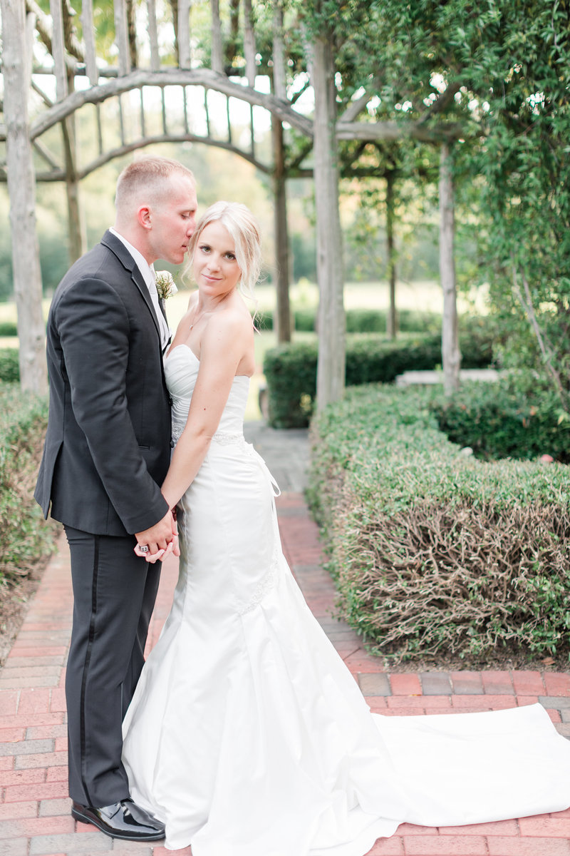Jennifer B Photography-Wedding Day-Pinehurst Arboretum-Pinehurst NC-Kellen and Lynsi55