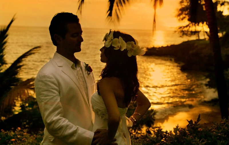 wedding photographers on Maui