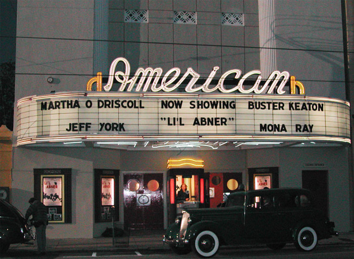 American-Theater