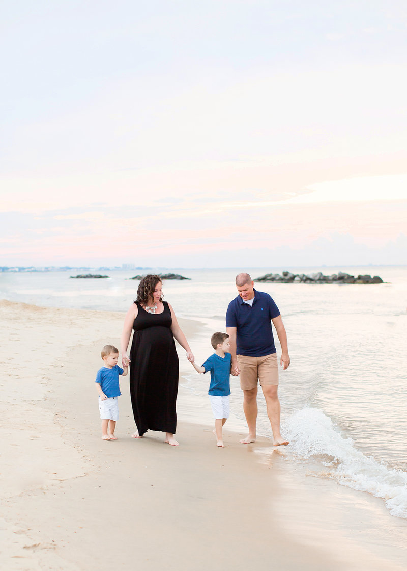 Trisha Sheehan is a  Chesapeake, VA newborn and senior photographer who specializes in capturing the special moments of your growing baby from birth to graduation day.