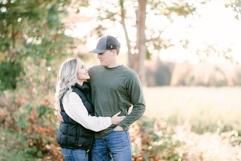 Light and Airy Engagement Session-1