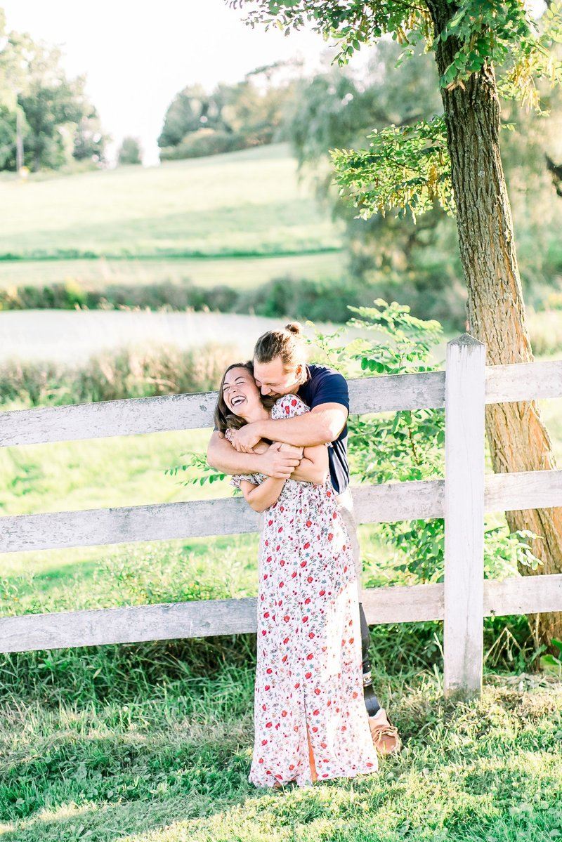 Pennsylvania Countryside Engagement Session by Emi Rose Studio (117)