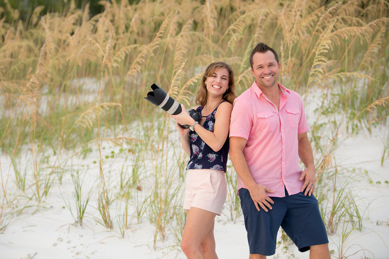 Sarasota-Bradenton Wedding Photographers Summer and Becky