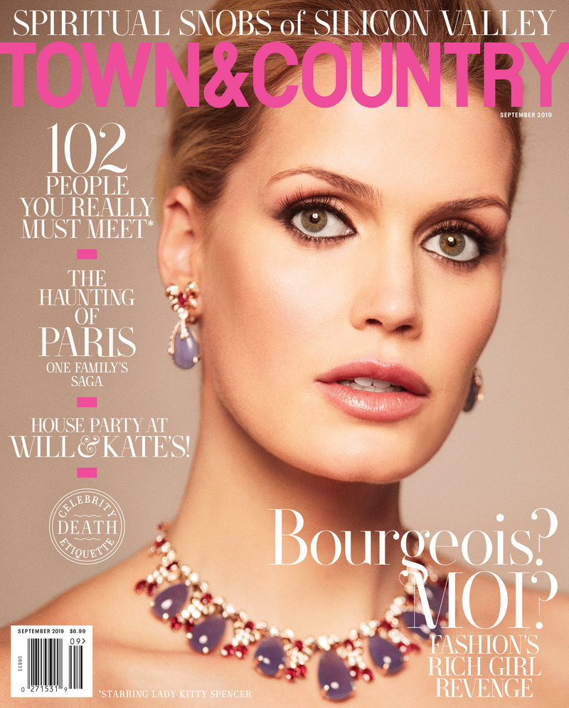Town&Country - September 2019 - Cover