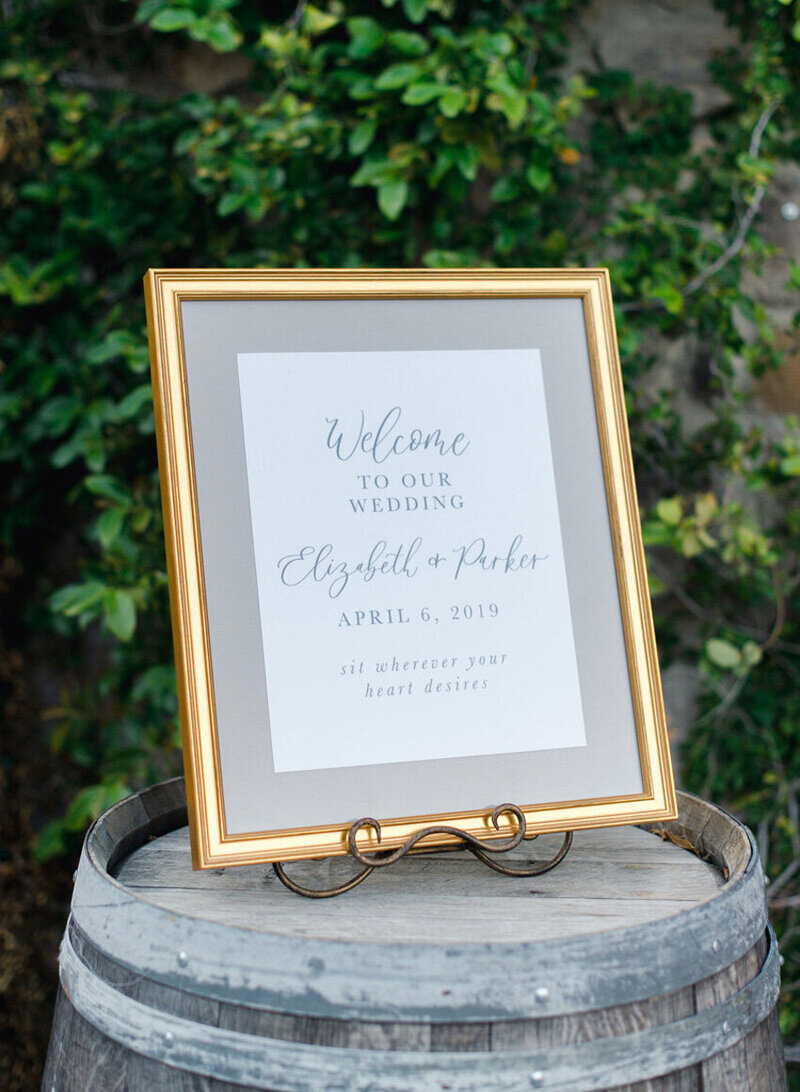pirouettepaper.com | Wedding Stationery, Signage and Invitations | Pirouette Paper Company | Welcome + Unplugged Signs 20