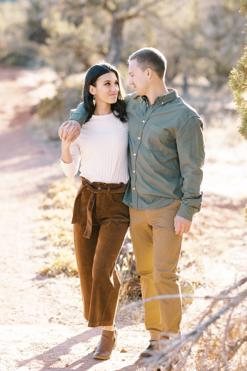 Bell Rock Engagement Session_123