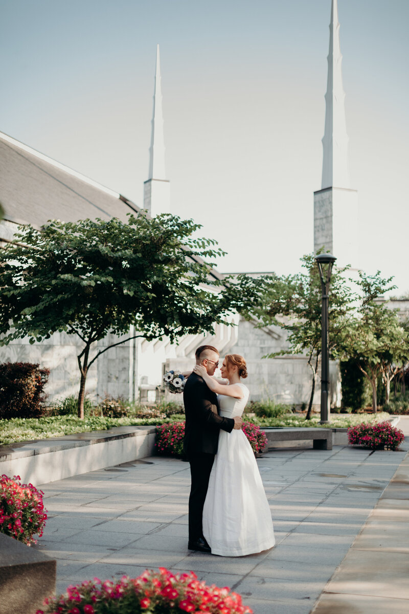 LDS wedding dallas -1