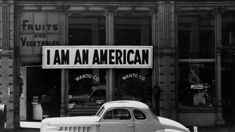 Pearl Harbor anniversary, Executive Order 9066, and Japanese-American internment camps_ A photo by Dorothea Lange reveals the racist fallout of WWII in the United States — Quartz