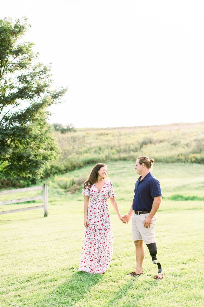 Pennsylvania Countryside Engagement Session by Emi Rose Studio (55)